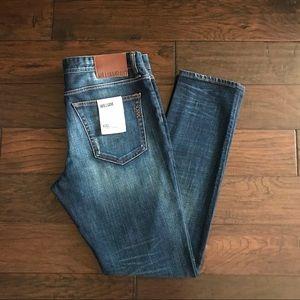 William Rast Hollywood Freeway Slim Straight Jean